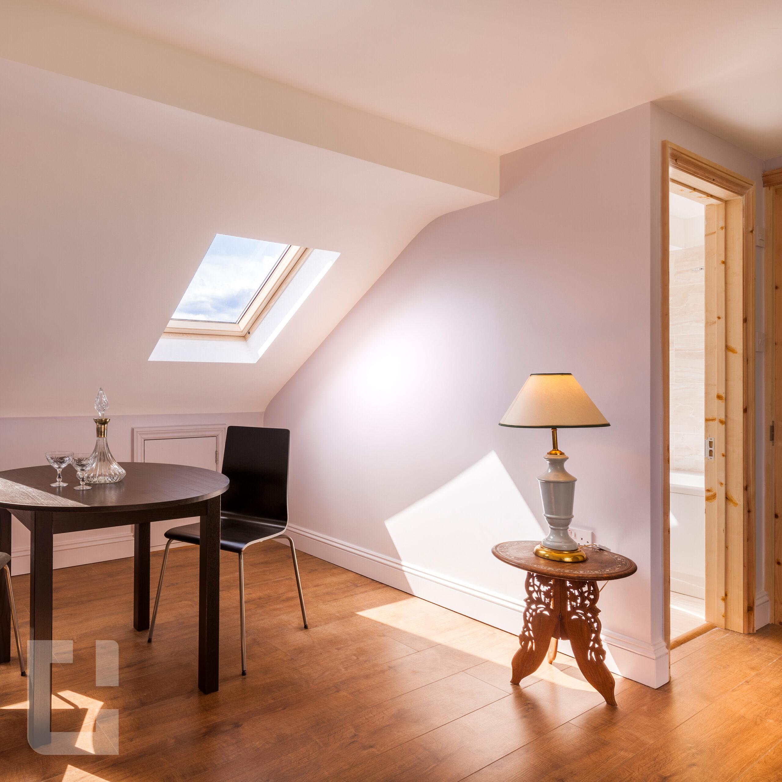 Dormer Loft Conversion Interior
