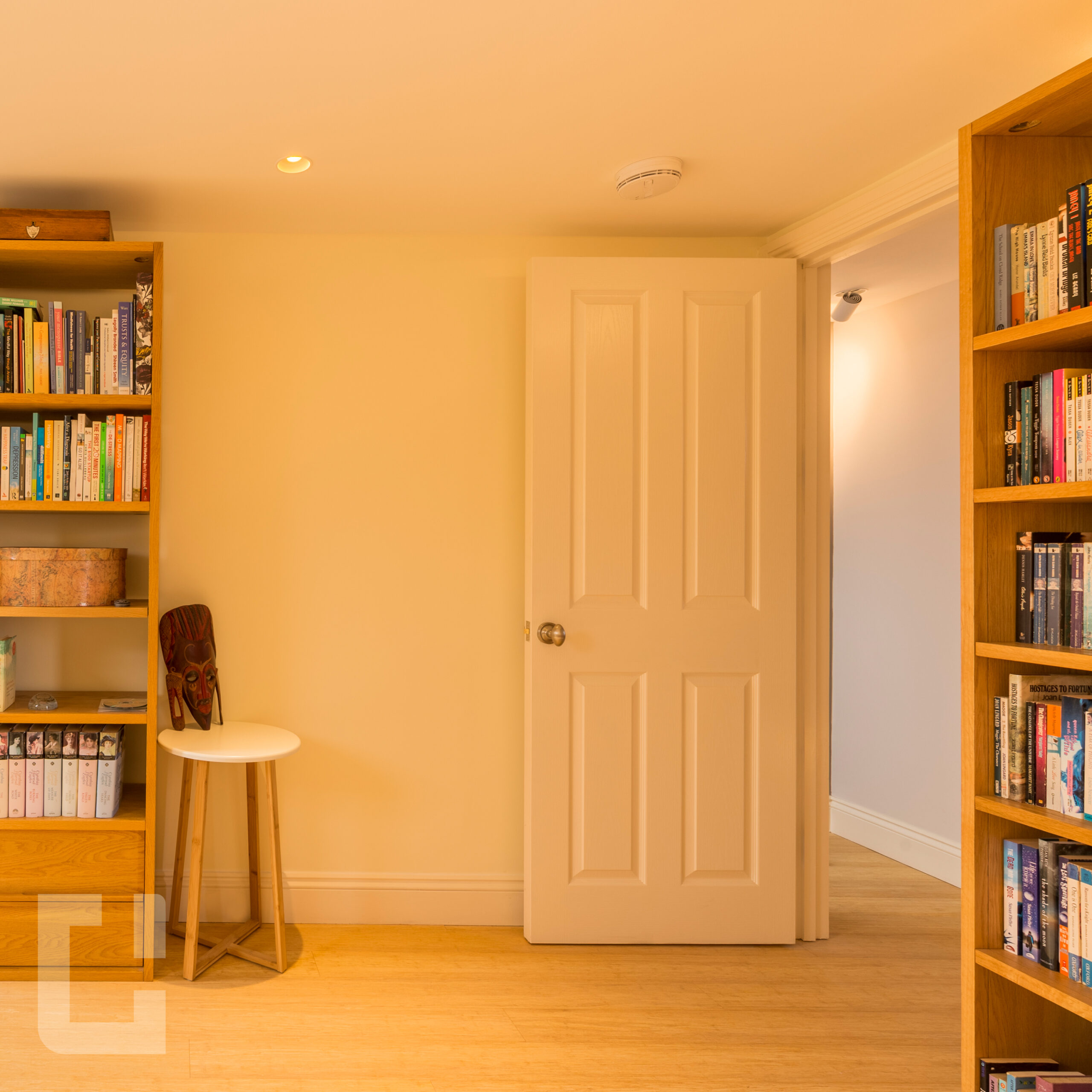 L-shaped Loft Conversion Interior