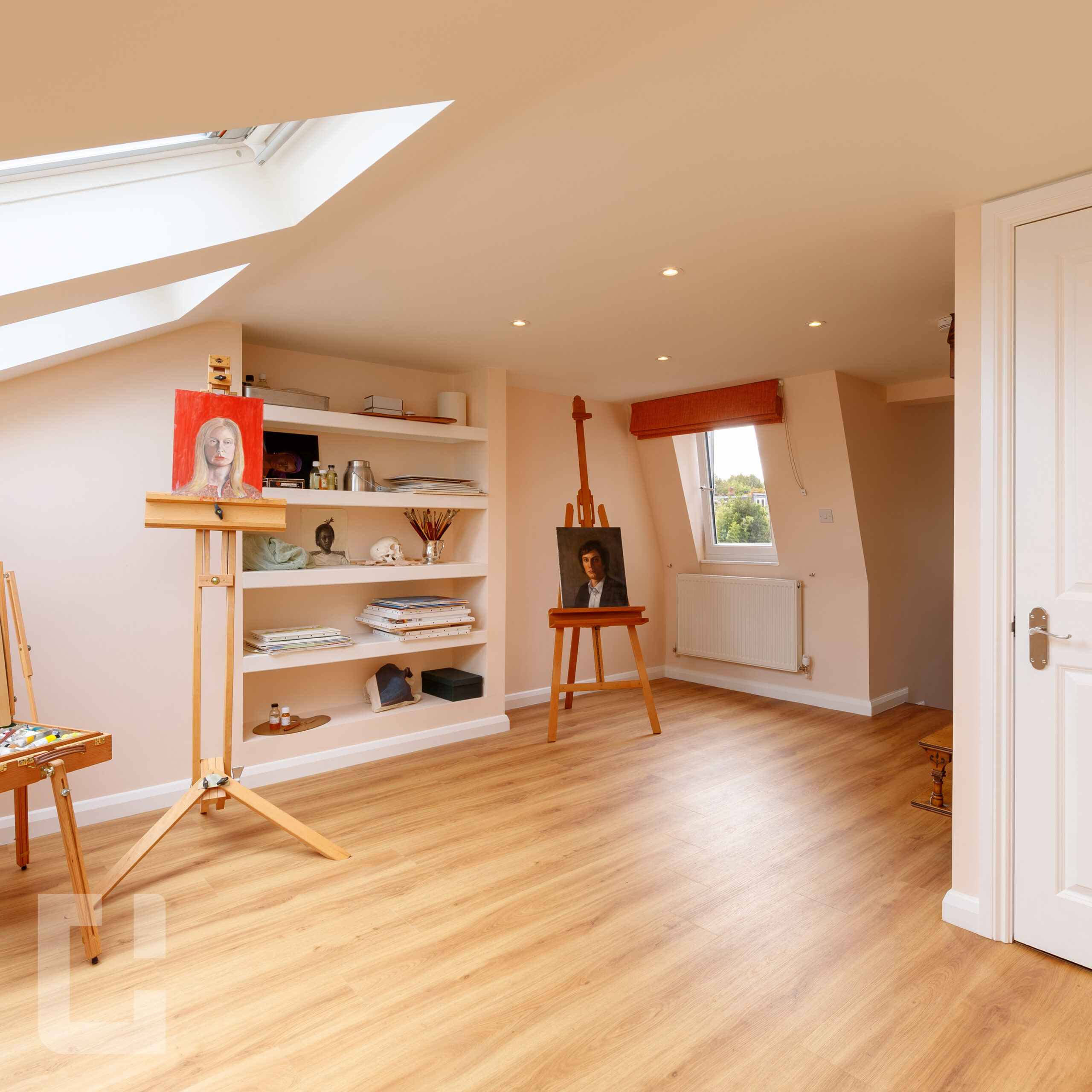 Mansard Loft Conversion Interior